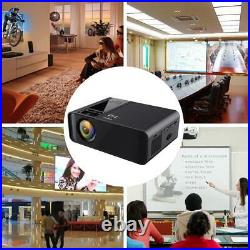 10000 Lumens Android 4K 1080P LED Projector WiFi+Bluetooth Home Theater Cinema