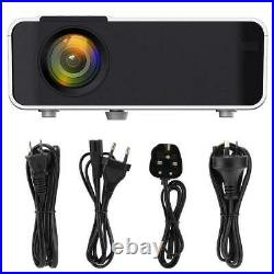 10000 Lumens WiFi 4K 3D LED Projector Android HD 1080P Home Theater Cinema HDMI
