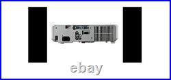 1080p LCD Projector Home Cinema Theater Tf/av/usb/hdmi