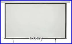 120 169 Electric Motorised Projector Screen Home Cinema Presentation NEW