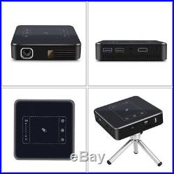 2018 HD 4K DLP Home Theater Projector Wifi 1080P Mini Android Cinema 2G+16G HDMI