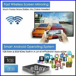 2019 New HD 4K DLP Home Cinema Projector Wifi 1080P Mini Android Cinema 16G HDMI