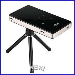 4K Smart DLP Mini HD Projektor Android WiFi Bluetooth 1080P 8G Heimkino HDMI