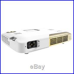 4K UHD Home Theate Projector 3D DLP 1080P Portable Wifi Octa Core CPU Youtube