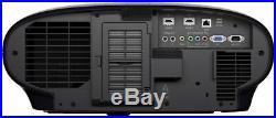 ABSOLUTE BLACK EPSON EH-LS10000 Premium-Heimkino LASER-Projektor DEMO