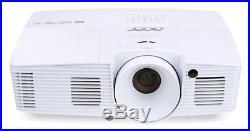 ACER H6519ABD DLP-Projektor Beamer 3.400 ANSI Lumen 20.0001 Kontrast NEU & OVP