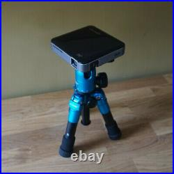 APEMAN M4 DLP Mini Portable Projector 1080p plus Tripod Great Condition