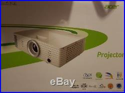 Acer H6518BD DLP Full HD Beamer Projektor 1920x1080Pix 3200Lumen 200001 wie neu