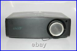 Acer P7500 DLP-Projektor Beamer (4.000 ANSI Lumen, Full HD, HDMI HDCP) D1P0919