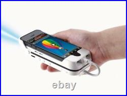 Aiptek Mobile Cinema i60 DLP Pico Projector iPhone 10001 Genuine New