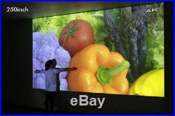 Akaso 8500 Lumens DLP Android 4K 3D Projector HD 1080P Video Cinema Wifi HDMI UK