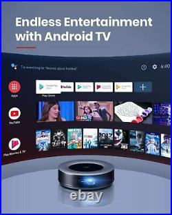Anker NEBULA Cosmos Full HD 1080p Home Entertainment Projector, 1080p Video Proj