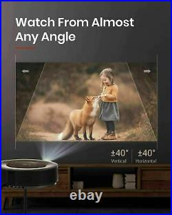 Anker Nebula Cosmos 1080p Home Entertainment Projector, 1080p Android TV New