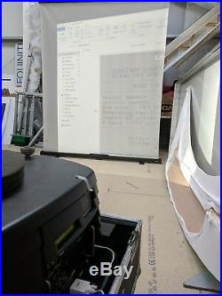 BARCO G8 8000 lumen Venue Church Pub Conference Projector G8 R8 R10 TLD lens
