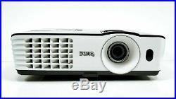 BENQ MX660P DLP Projector 3000 Lumens 3D HDMI bundle
