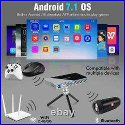 BYINTEK UFO P10 Smart Android Wifi Pocket Pico Portable 3D 4K LED DLP Projector