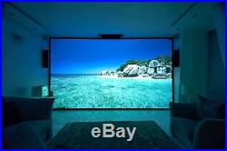Barco Projection Design new £24,000 Panorama Super Wide Projector 5,000 lumens