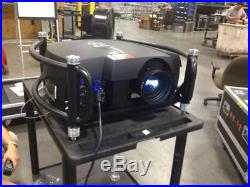 Barco RLM R6+ DLP Projector 6500 High Lumen Projector! HD-SDI HDSDI 1400x1050