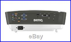 BenQ DLP HD 1080p Projector (TH670) 3D Home Theater Projector