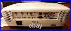 BenQ HT2050 DLP Home Theater Projector 1080p Excellent Condition