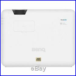 BenQ LK952 Laser 4K HDR UHD School Church Bar Projector 5000 Lumens Lens Shift