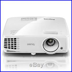 BenQ MS527 DLP Projektor 3.300 ANSI SVGA-Auflösung Beamer NEU