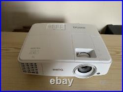 BenQ MX570 3D HD Projector 3200 Lumens Contrast 130001 HDMI VGA LAN S-Video