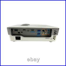 BenQ MX720 DLP Projector 3500 ANSI HDMI 3D NEW Lamp NEW Chip HD 1080p bundle