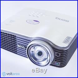 BenQ MX810ST MX713ST DLP Projector New Lamp Refurbished Short-Throw 3D Remote HD