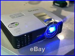 BenQ MX819ST 1080p/60 Short-Throw HDMI Projector 3000 LUMEN, 3D(1 YEAR WARRANTY)