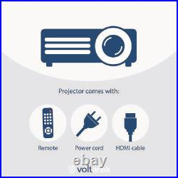 BenQ MX819ST DLP Projector Refurbished withRemote 3000 Lumen HD CLEAR IMAGE