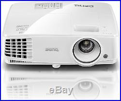 BenQ TH530 Full HD 3D DLP-Projektor Beamer, 3200 ANSI Lumen, 100001 Neu & OVP