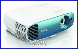 BenQ TK800 True 4K UHD Ultra HDR Home Cinema Projector, DLP 3000 Lumens HDMI USB