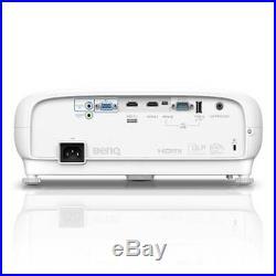 BenQ TK800 Ultra HD 4K 3D Projector 3000 Lumens Contrast 100001 Dual HDMI USB