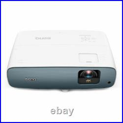 BenQ TK850i 4K 3D UHD HDR PRO Home Theater Gaming Projector Android TV Wireless