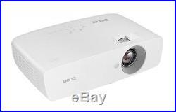 BenQ W1090 DLP Full HD 3D Home Theatre Projector Wireless + BONUS 2 x 3D Glasses