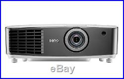 BenQ W1500 3D Wireless HD HDMI 1080P Home Theater School Bar Church Projector