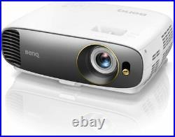 BenQ W1700 4K UHD HDR 3D Home Cinema Projector CineHome DLP, 2200 Lumens, HDMI