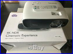 BenQ W1700 HDR 4K Immaculate condition