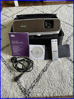 BenQ W2700 4K Home Theatre Projector (Used for just 8 hours)