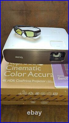 BenQ W2700 GEBRAUCHT TOPZUSTAND 4K UHD HDR 3D