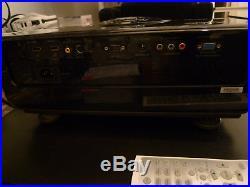 BenQ W7500 Full HD 3D DLP-Projektor Beamer 144Hz Triple Flash, 2x HDMI, ca 800h