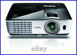 BenQ mX613short throw Home Cinema Projector 2800 Lumens New Lamp 6000Hr HDMI