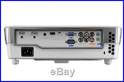 Benq W1080st+ (plus) 3d Dlp Full Hd 1080p Home Cinema Projector + 2 X 3d Glasses