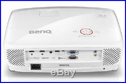 Benq W1210st 3d Dlp Full Hd 1080p Home Cinema Gaming Projector 150001 Speakers