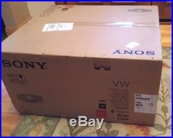 BrandNewSealed Sony VPL-VW885ES VPLVW885ES 4K SXRD Home Theatre Projector