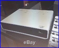 CASIO XJ-M130 SLIM PROJECTOR 2000 Lumens DLP HDMI XGA LED Laser