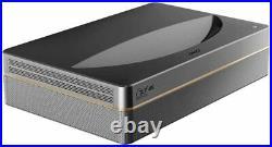 CHIQ B5U 4K UHD Ultra-Short Throw DLP Laser TV Projector ultrakurzdistanz Beamer