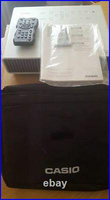 Casio xj-m255 laser projector