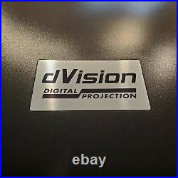Digital Projection Dvision 30 1080p-xc Gp3 Projector